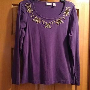 Chico purple top